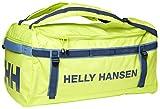 Helly Hansen Classic Duffel Bolsa De Viaje Impermeable Deporte, Unisex Adulto, azid Lime, 50L