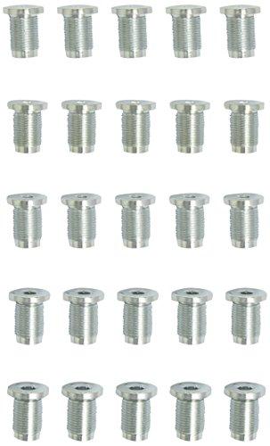 KS tools ölablassschraube innen6kant 8 mm m18 x 1,5 x 27 mm-pack de 25 pièces, 430.2001