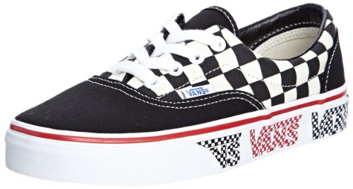 Vans W Atwood Low, Baskets mode femme Black White