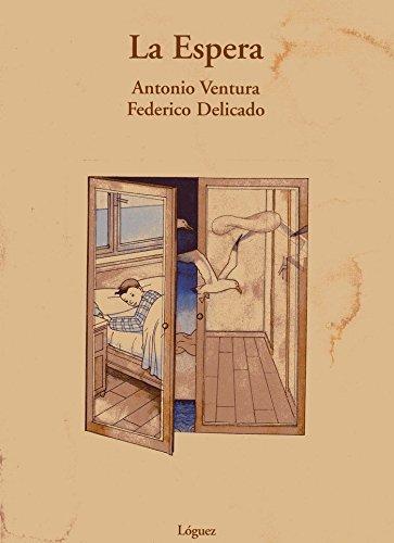 La espera (Rosa y manzana) por Antonio Ventura