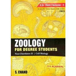 Zoology For Degree Students B.Sc