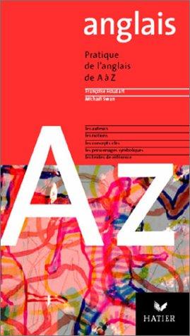 L'anglais de A  Z