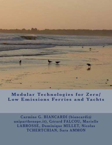 Modular Technologies for Zero/low Emissions Ferries and Yachts (English Edition) Modulare Marine