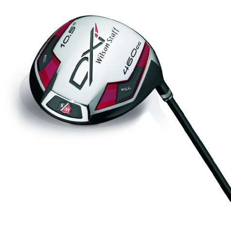 Wilson Staff DXi Driver pour Homme Left Hand Graphite Normal