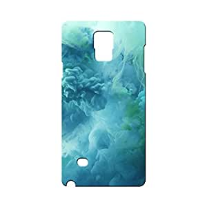 BLUEDIO Designer Printed Back case cover for Samsung Galaxy Note 4 - G2833