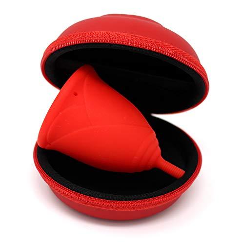 Pack Sileu Go: Copa menstrual Rose - Modelo iniciación