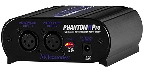 ART Phantom Two Pro Dual Power Unit