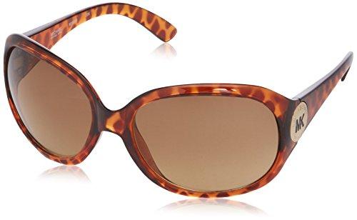 Michael Kors M3609S Groß Sonnenbrille, 025 Havana Tortoise
