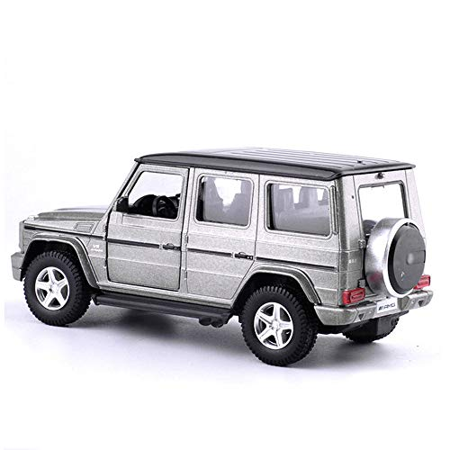 Automodell - Kollektion Für Erwachsene/Kinderspielzeug 1:32 Druckguss, Geschenke/Ornamente, Zinklegierung,Silver