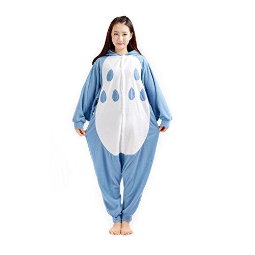Imagen de darkcom  disfraz de animal unisex para adulto sirve como pijama o cosplay sleepsuit de una pieza búho alternativa