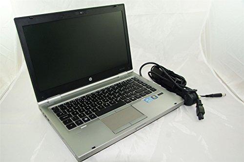 HP EliteBook 8460P Computer Portatile Ricondizionato, Intel Core i52.50GHz, RAM 4GB, HDD 250GB, DVD/RW con Windows 7Professional (Ricondizionato) Microsoft)