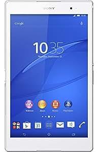 Sony SGP621 Xperia Z3 Compact 20,3 cm (8'') Tablette Tactile (LTE-Version, Wuxga-Triluminos-écran, 2,5 GHz-Quad-Core, 3 Go RAM, 8,1 Megapixel-Camera, Android 4.4, 16 Go HDD) Blanc (Import Europe)