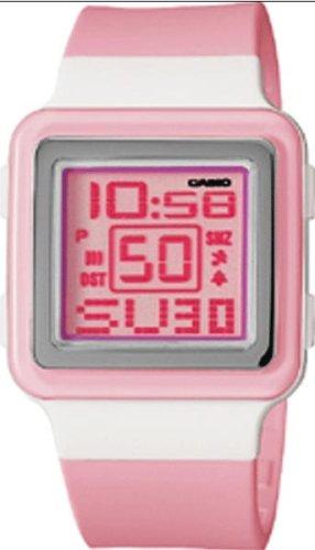 Preisvergleich Produktbild Casio Reloj con movimiento cuarzo japonés Woman LDF-20-4A 35 mm