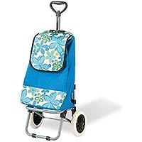 Carrito de compras Carrito de compras Compre un carro Portátil Carrito pequeño Caucho de hierro Rueda