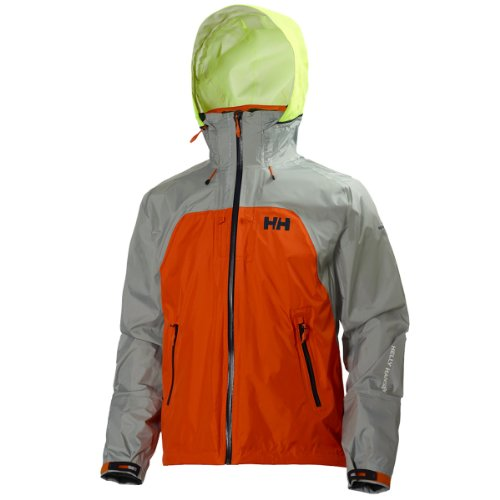 Helly Hansen 30324–Giacca HP Race 2arancione brillante arancione