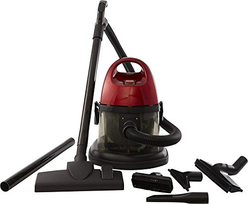 Eureka Forbes Mini Wet And Dry Vacuum Cleaner (red/black)
