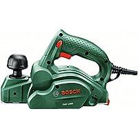 Bosch DIY Handhobel PHO 1500, Hobelmesser, Karton (550 W, Hobelbreite 82 mm, Spantiefe 0 - 1,5 mm, Falztiefe 0 - 8 mm)