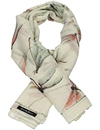 Maisy Large Dragonfly Print Animal Fashion Scarf -- SWANKYSWANS