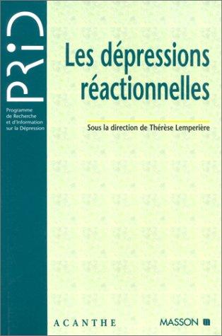 Les dépressions réactionnelles par Collectif