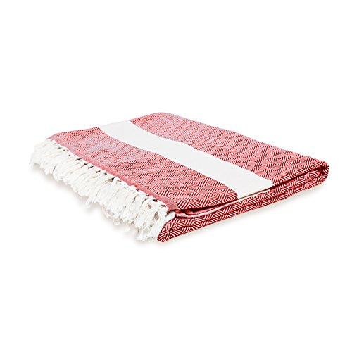 Manta-Colcha Lumaland 100% algodón calidad premium