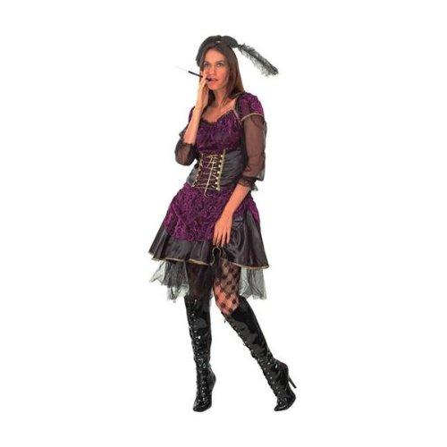 Fyasa 700054-t04Limo Girl Kostüm, violett, Large