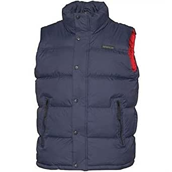 CATERPILLAR MENS PADDED PINNACLE GILET / BODYWARMER STORMBLOCKER IN M L XL XXL 5 COLOURS WINTER 2012/13 (JACKET QUILTED COAT) (EXTRA LARGE, NAVY BLUE)