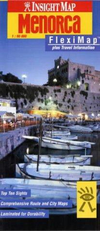 Menorca Insight Fleximap (Insight Flexi Maps)