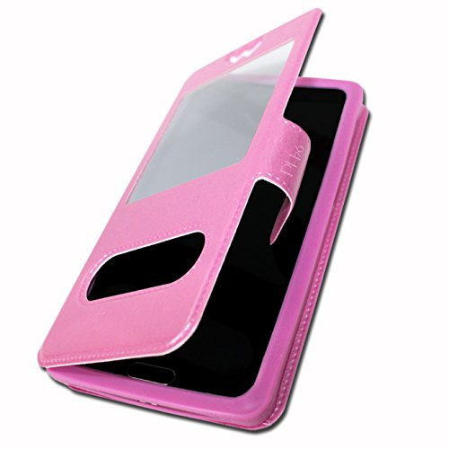 etui-housse-coque-folio-rose-pour-haier-voyage-g30-by-ph26