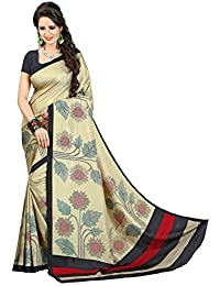 Design Willa Cotton Silk Saree (Dwc0036_Beige)