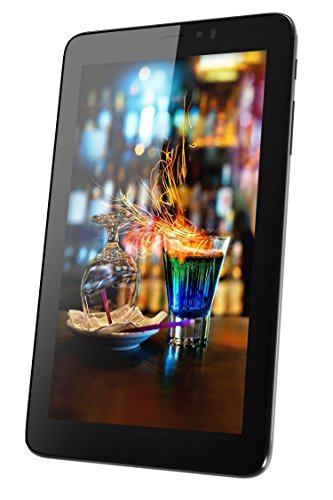 (CERTIFIED REFURBISHED) Micromax Canvas Tab P701 Tablet (7 inch, 8GB, Wi-Fi+ LTE+ Voice Calling), Blue