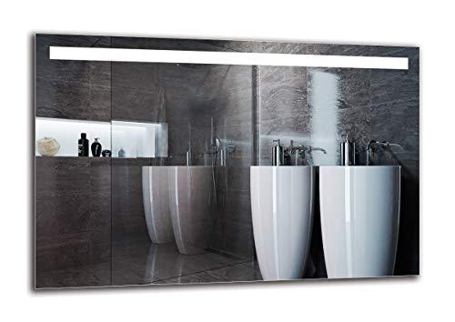 Espejo LED Premium   Dimensiones Espejo 90x60 cm
