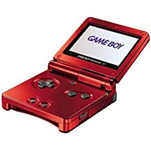 Game Boy Advance SP roja