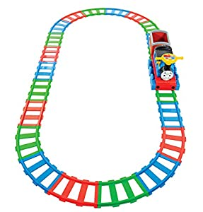 MV Sports & Leisure - Thomas & Friends Battery Operated Train and 22 Piece Track Set