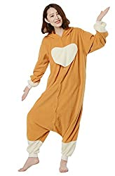 Onesies Pyjamas Women's Man Dog Pajamas Adult Set Animal Cosplay Costume Nightwear