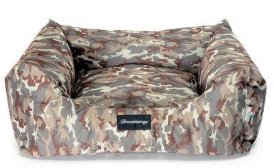 Fabotex Dreamaway Boston sofà Camouflage Marron S : 65 x 50 x 22 cm