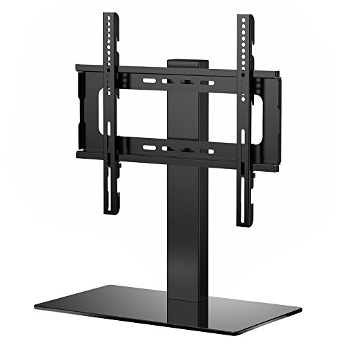 1home Tv Stand Table Pedestal Bracket Lcd/led Tv 26 -50 Inch Swivel Height Adjustable