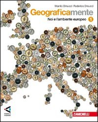 Geograficamente. Con espansione online. Per la Scuola media: 1