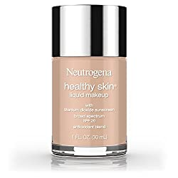 Neutrogena Healthy Skin Liquid Makeup, Warm Beige 90, 1 Ounce