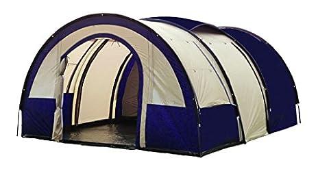 Tentes camping familiales - GALAXY 6 - tente tunnel 6 personnes - tente camping confort