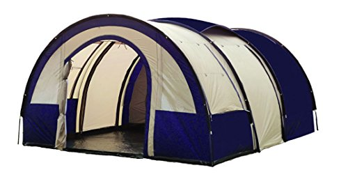 Freetime-Tentes camping familiales - GALAXY 6 - tente tunnel 6 personnes - tente camping...