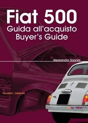 Fiat 500 par Alessandro Sannia