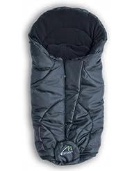 Winter Fußsack für Kinderanhänger Chariot, Croozer, Burley, etc.