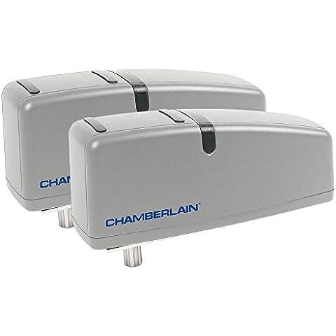 Chamberlain brazo articulado de deriva–Motor para hc624para un de y zweiflügelige drehtore/fiable, cómodo y seguro