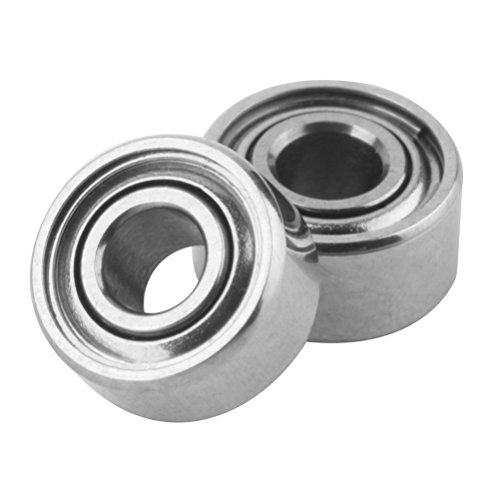 PIXNOR Bearings Tuning Kugellager für Parrot AR. Drohne 2.0 Quadcopter - 8ST - 7