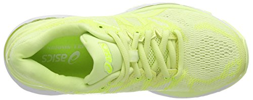 Asics Gel-Nimbus 20, Scarpe da Running Donna Giallo (Limelight/Limelight/Safety Yellow)