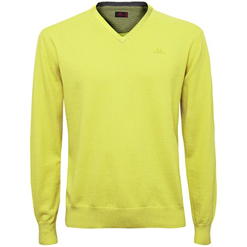 Maglia - Nuri - Lime Yellow - L