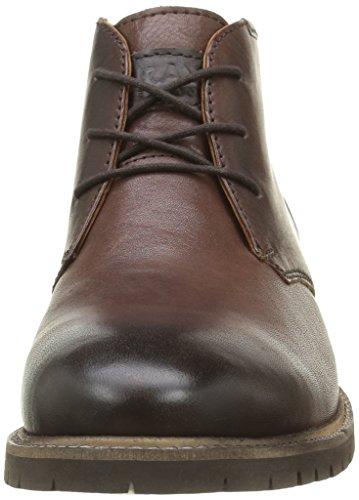 Brax Arezzo Stiefel 2, Bottes Classiques homme Marron - Marron (Tdm)