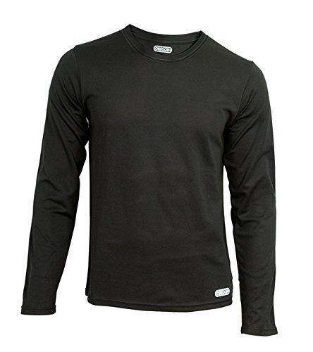 Preisvergleich Produktbild COOLDRY Oregon Funktions T-Shirt in schwarz langarm