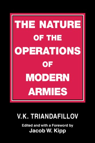 Download e-book for kindle: The Nature of the Operations of Modern ...