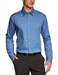 Schwarze Rose Herren Businesshemd Slim Fit 226200